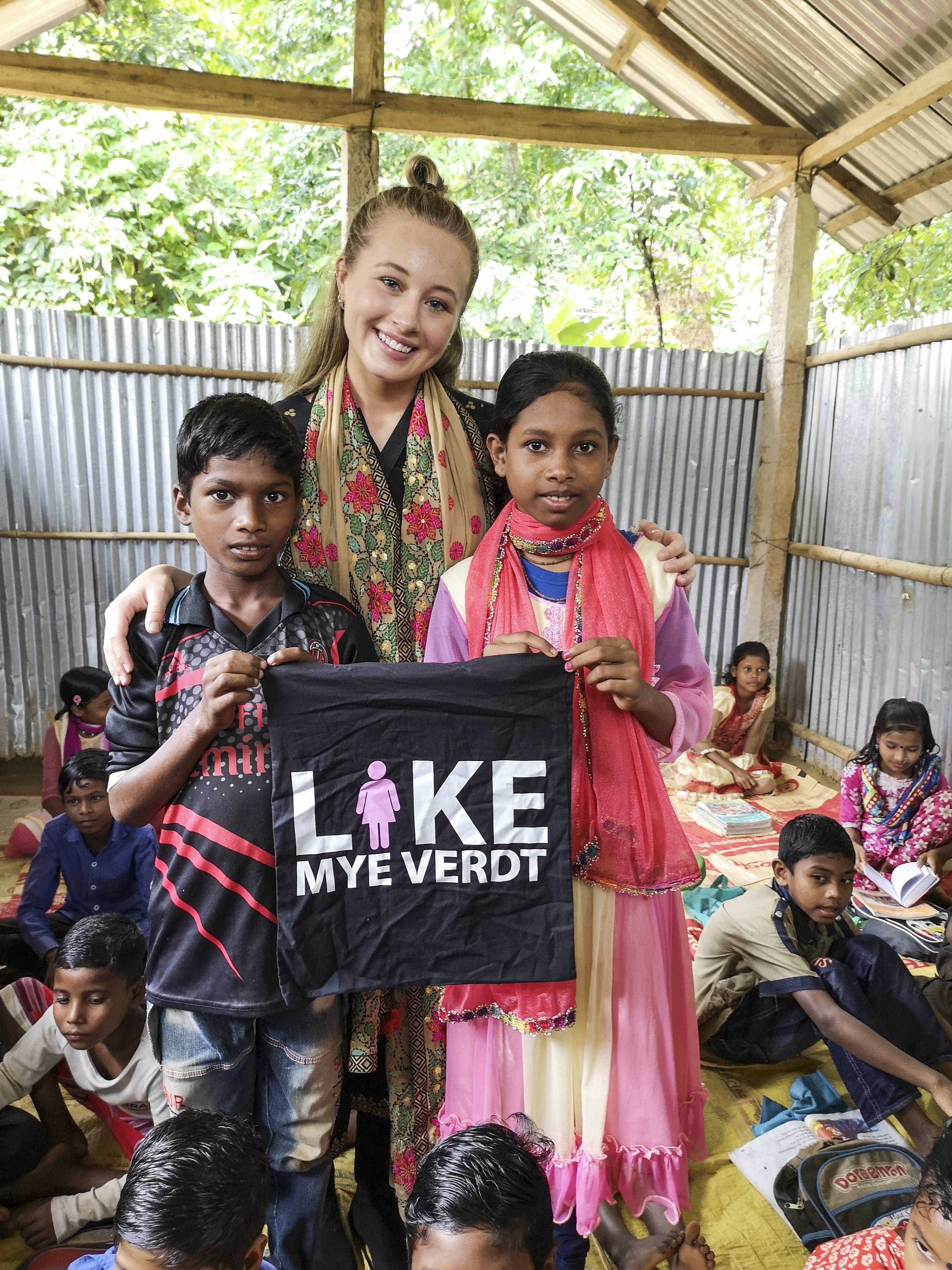 Sterke Opplevelser I Bangladesh Normisjon
