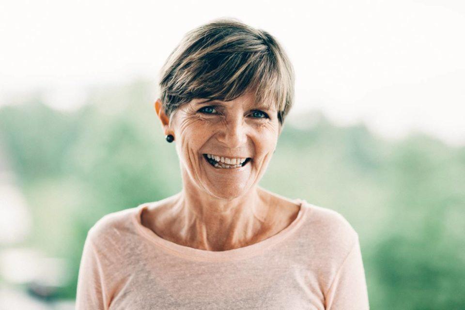 Generalsekretær i Normisjon, Anne Birgitta Langmoen Kvelldand. Foto: Eivind Horne